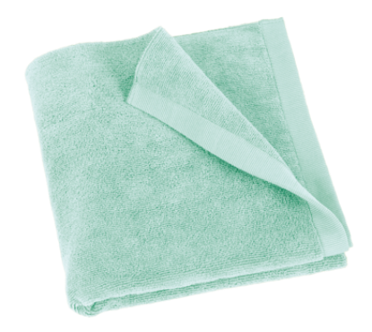 Picture of ESSENTIAL BATH TOWEL - MINT
