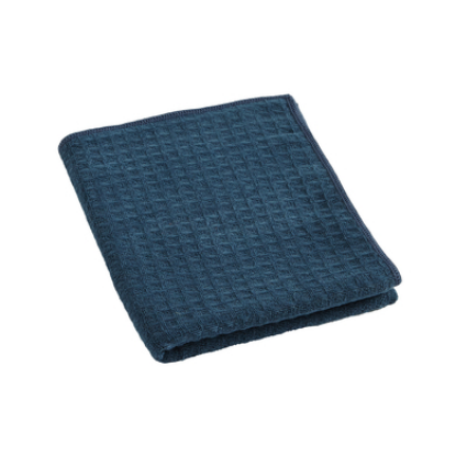 Picture of MOSAIC HAND TOWEL - BLUE JEAN